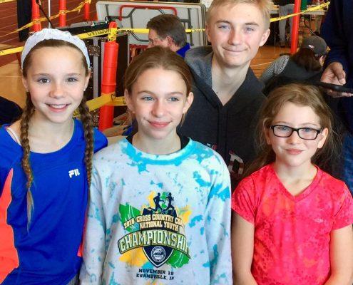Kansas City youth track club